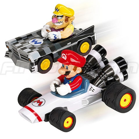Mario Kart Slot Racing For Geeks of All Ages
