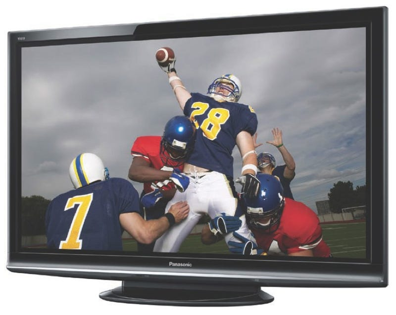 "Panasonic's 50"" TCP50G10 Plasma Reviewed (Verdict: Kills Most Of The HDTVs On The Market)"