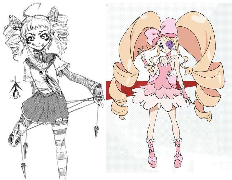 Manga Artist accusses Kill la Kill of plagiarism