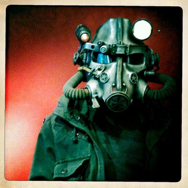 Baby It's Cold Outside (So Wear A Fallout Helmet)