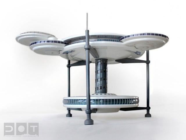 Future Dubai Hotel Will Sit 21 Stories Underwater