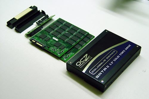 OCZ Colossus 3.5-Inch SSD Reaches 1TB, Super Speeds