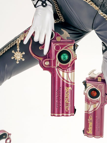 $500 Bayonetta Figure, Now In Living Colour