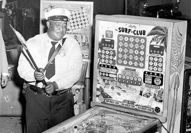 In 2014, US City Ends Ban On Pinball Machines