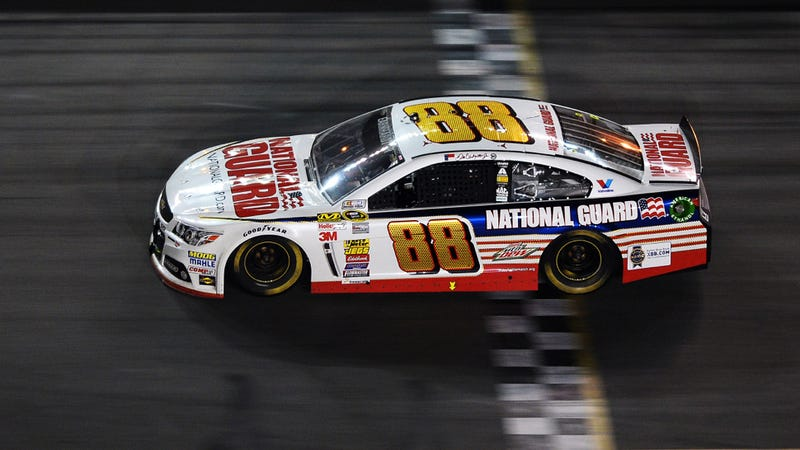 Dale Earnhardt, Jr., Is Your Daytona 500 Winner
