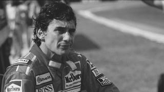I Was There When Senna Died