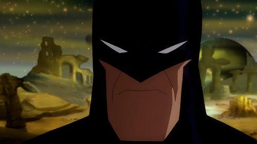 Dirty Sexy Batman