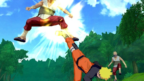 Naruto Grows Up On The PSP