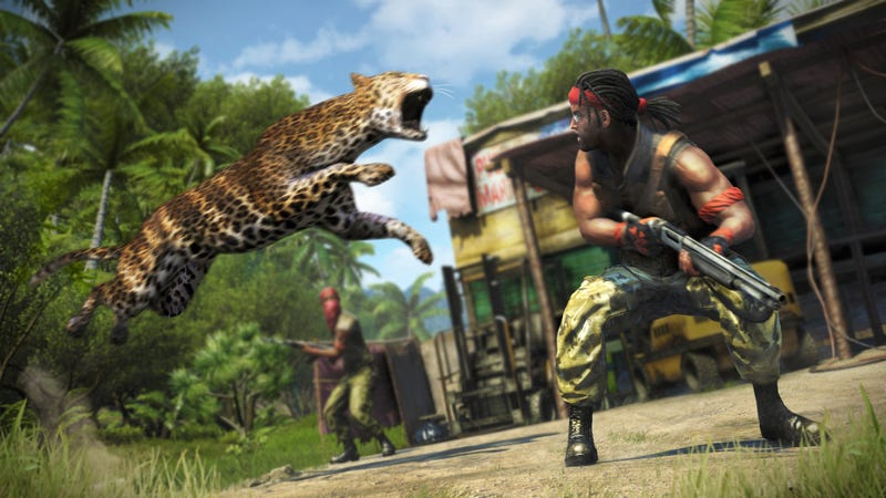 Far Cry 3's Latest Update Takes A Cue From Modders