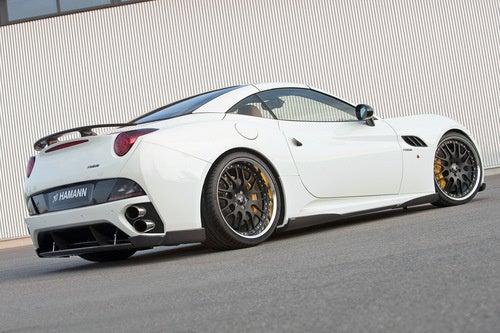 Hamman Ferrari California