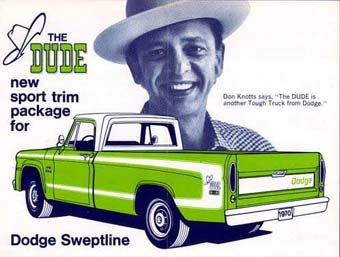 dodge dude abides adventures  truck marketing