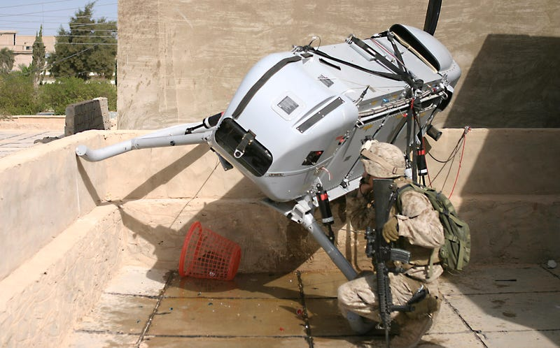 Snowgoose Is The Pentagon S Low Cost Resupply Drone Of Dreams