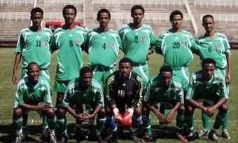 Eritrean Soccer Team Apparently Not Big Fans Of Eritrea