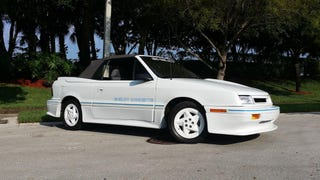 """Could A """"1991 Dodge Shelby CSX Convertible"""" Pull $11,500?"""
