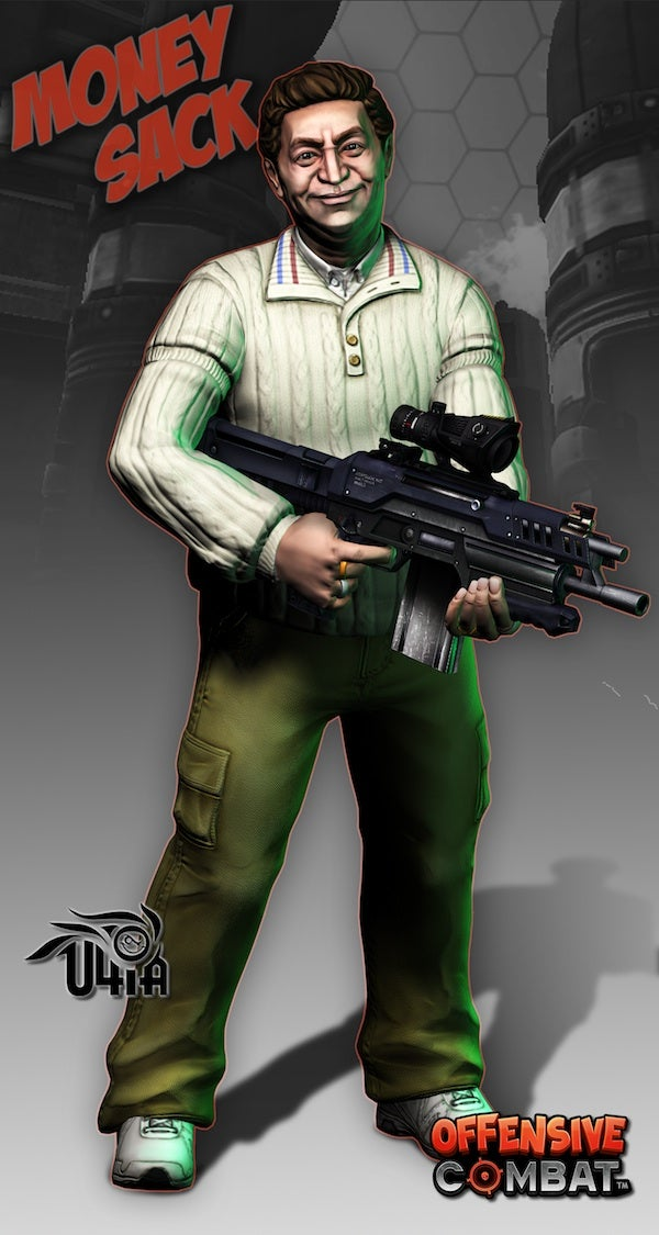 Shoot People as Bobby Kotick Tomorrow In This Free Online Game To Celebrate Black Ops II