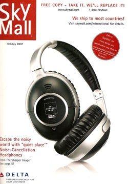 More SkyMall: The Mile-High Commerce Club