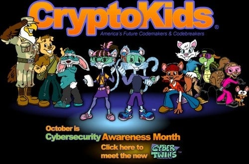 NSA Cartoons Encourage Kids to Spy on Their Families