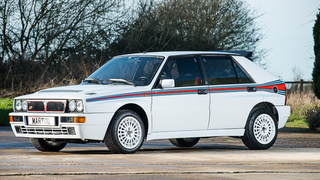 You Can Still Buy A Brand New 1992 Lancia Delta Integrale HF Turbo