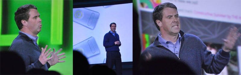 Live: Microsoft CES 2009 Keynote Kicks Off The Ballmer Years