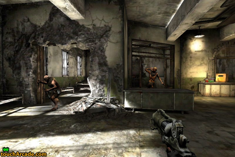 Mutant Bash TV Is Id Software's First Rage Game for iOS