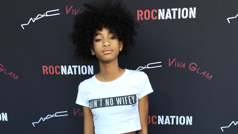 Willow Smith Is Being Fed Systematic French Fries by the Government
