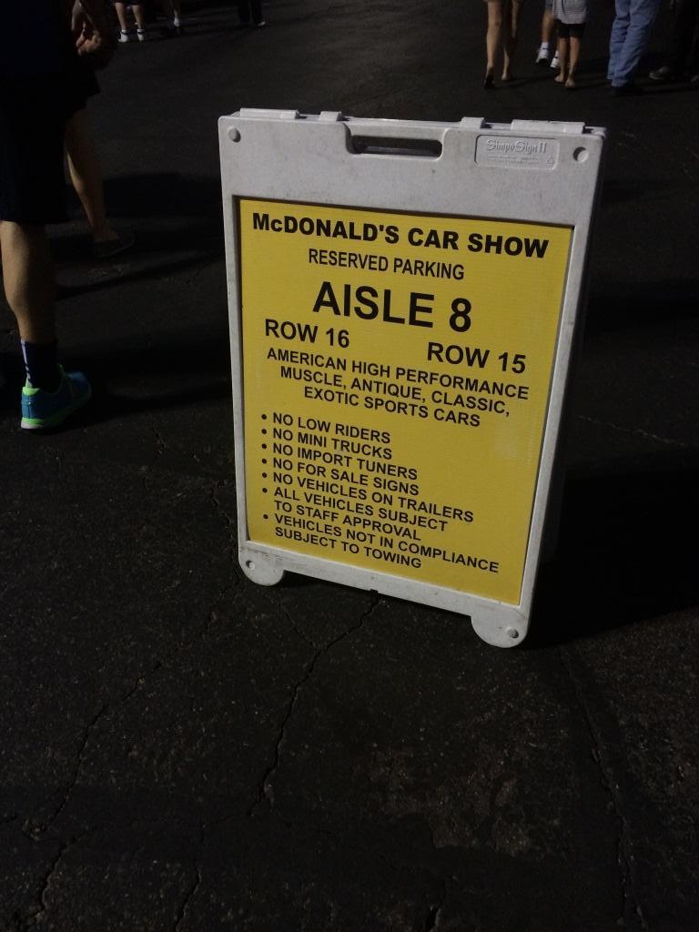 03/22/2014 Scottsdale McDonald's Rock n Roll Car Show ultra mega photo dump w/ comments