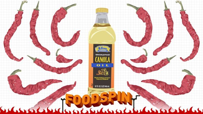 How To Make Chili Oil, AKA Liquid Fun