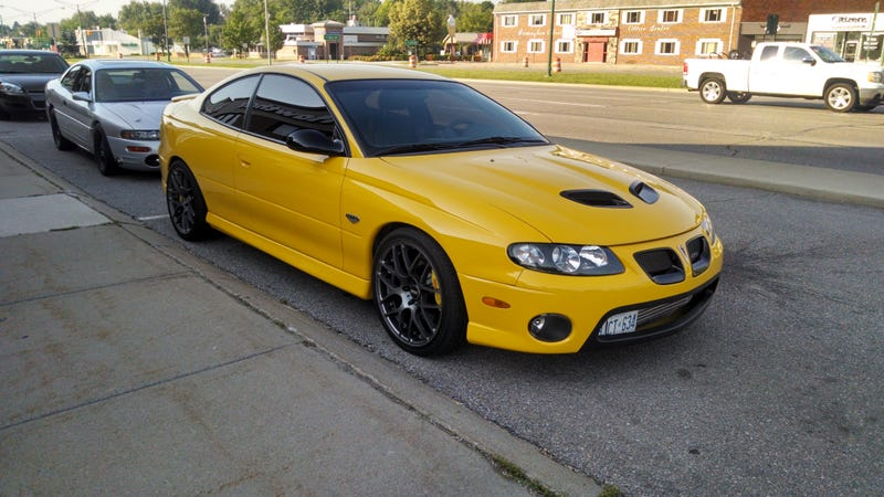 Cars & Coffee at Pasteiner's on Woodward, 6/28