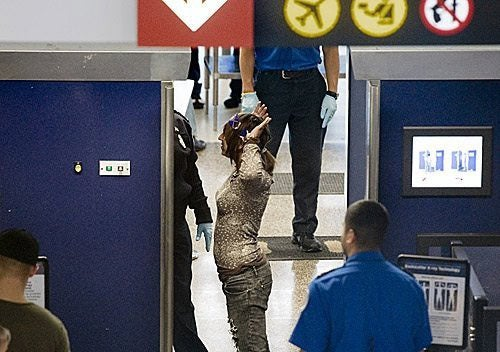 Fliers Claim TSA Have Deactivated Body Scanners [Updated]