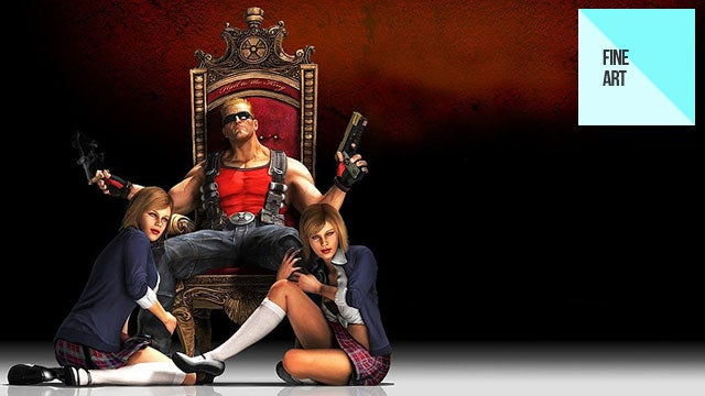 Would This Have Been a Better Duke Nukem Forever?
