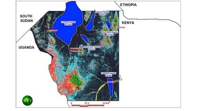 Scientists Have Found a Huge Underground Water Reserve in Kenya