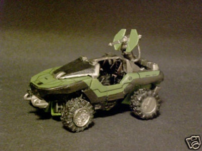 Halo Transformer on eBay: From Warthog to Master Chief