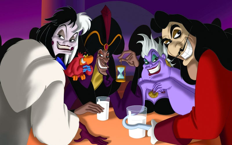 Put Some Evil Villains on Your Desktop