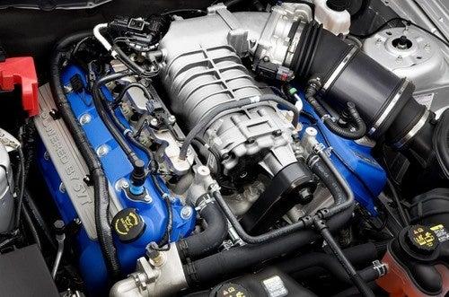 Superchaged Aluminum 5.4-liter V8