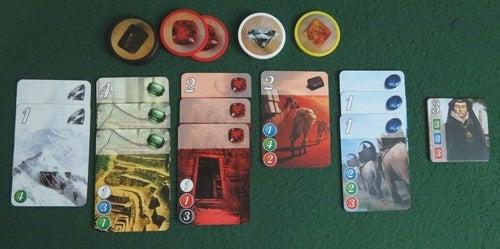 Board Games With OB #32: Splendor
