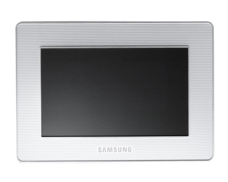 Samsung SPH-72x Photo Frames: Up To 12-inch With Wi-Fi and RSS, Will Get You Married