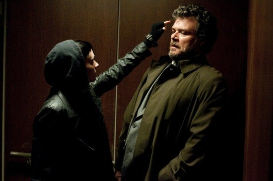 The Girl with the Dragon Tattoo promo photos