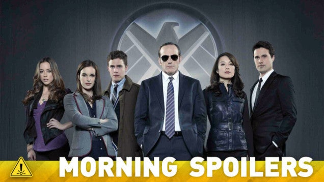 What's Next For the Agents of SHIELD? And Is Prometheus 2 On Hold?