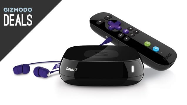 Roku 3 for $70, $10 off TurboTax, Grid-It Organizer [Deals]