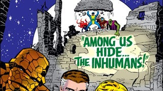 ​Inhumans: Everything You Didn&am