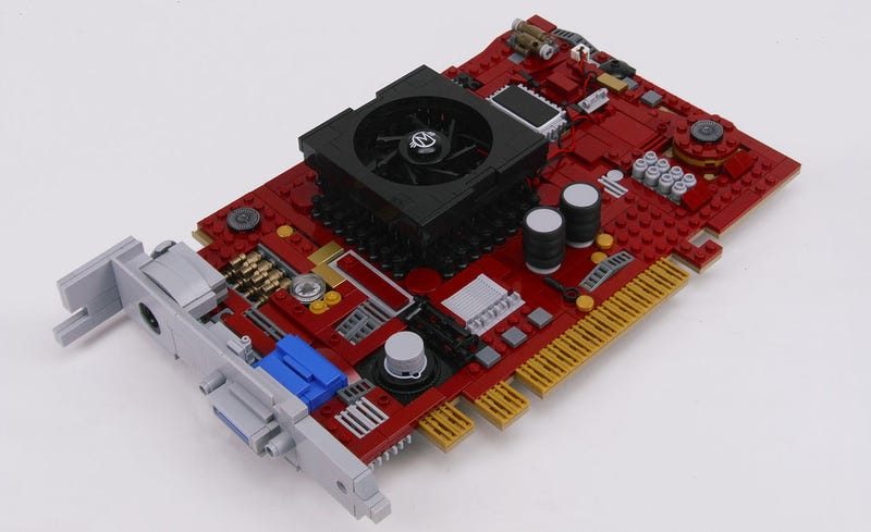 A Graphics Card That Will Melt At High Temperatures