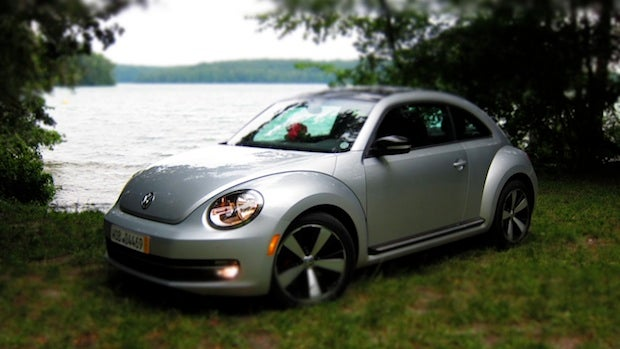 2012 Volkswagen Beetle: First Drive