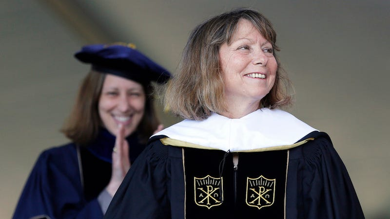 "Why Jill Abramson Was Fired, Per The ""National Center for Men"""