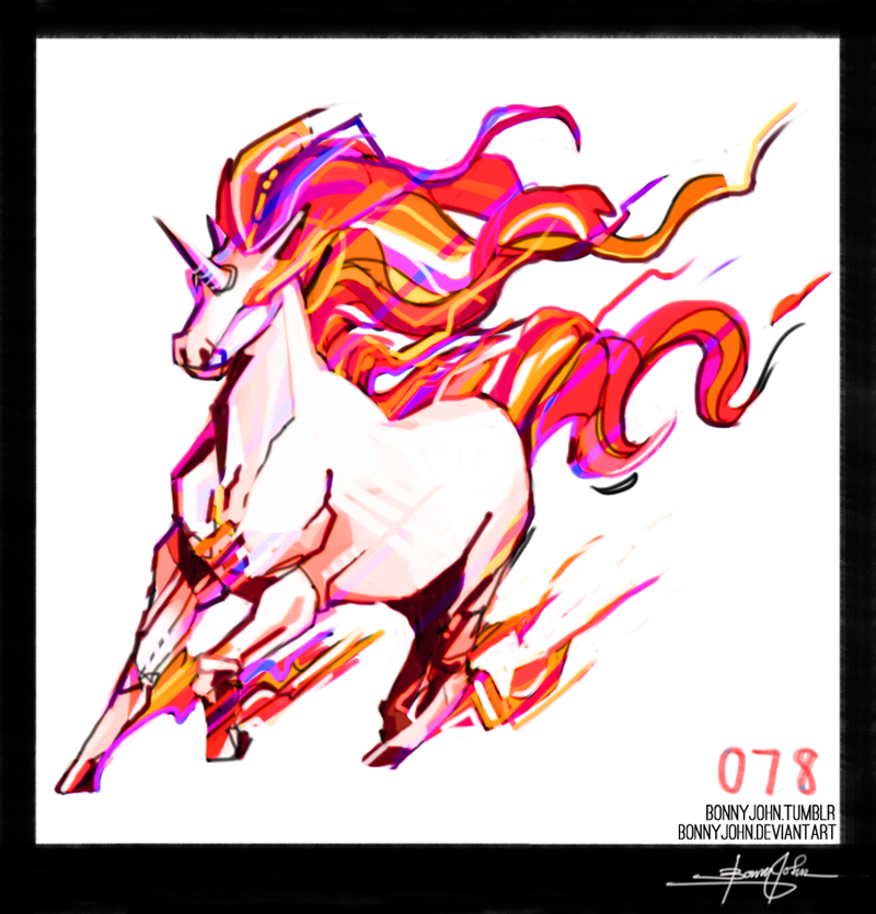 Ragin' out of Hotline Miami!? Rapidash, Pokemon One a Day!