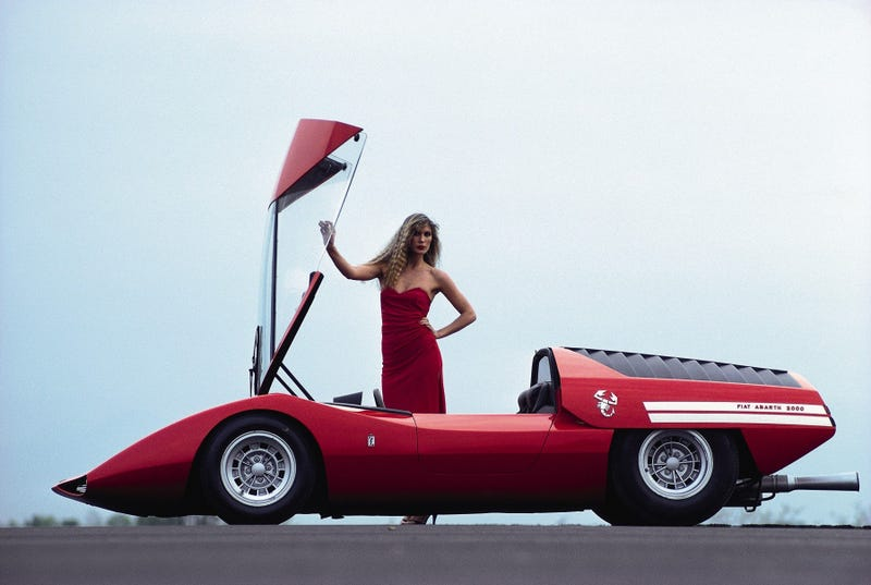 I Need An Abarth 2000 Scorpione In My Life, Immediately