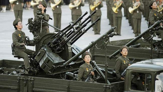 Kim Jong Un's N. Korea Prefers Mass Executions By Anti-Aircraft Cannons