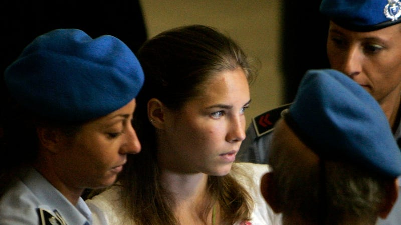 Amanda Knox's Attorneys Convinced Her Not to Send Her Condolences to the Kercher Family