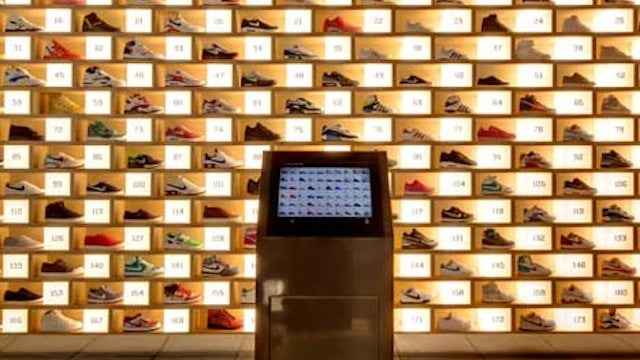 My Shoe Heaven Is in This Store