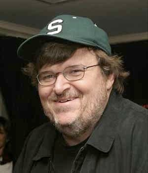 Michael Moore: Hurricane Gustav Is Gift From God