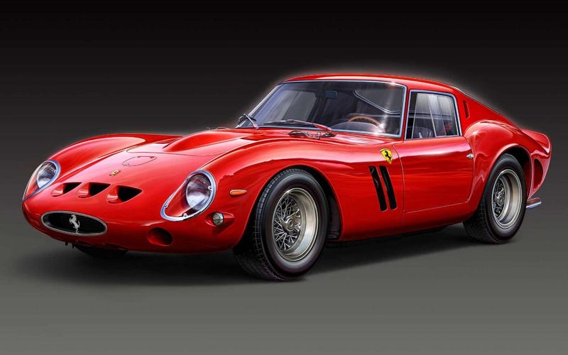 Dear Oppo: What is the most beautiful car of all time?